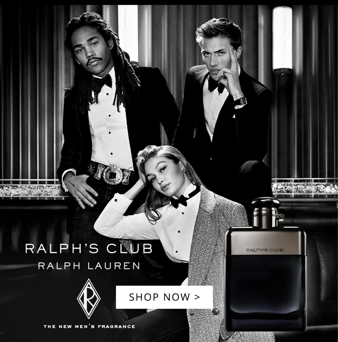 Ralph Lauren - Ralphs Club